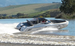 23′ Agon Ski Boat