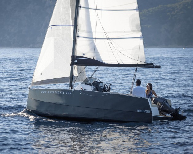 Nuva MS6 Motor Sailor