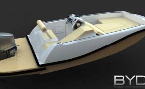 15′ Open Outboard
